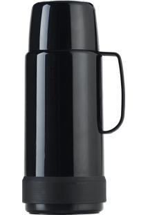 Garrafa Térmica Galant 1 Litro Preto - Invicta