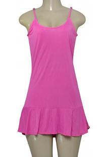 Vestido Fem Cia Maritima 1405 591 Pink