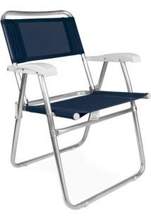 Cadeira Master Alumínio Fashion - Azmarinh - Unissex