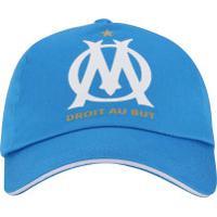 Boné Aba Curva Olympique De Marseille Treino 18 19 Puma - Snapback - Adulto  - a3bd64f8b16