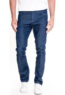 Calça Jeans Versão A Slim Fit