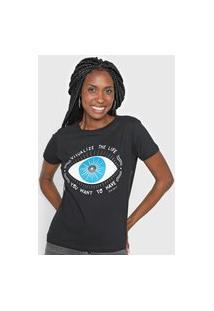 Camiseta Polo Wear Visualize Preta