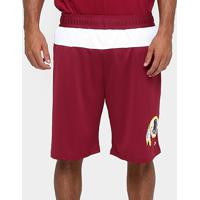 Bermuda New Era Nfl Newper Washington Redskins - Masculino 3516de57f9600