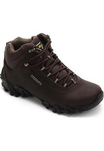 Bota Gogowear Everest Masculina - Masculino-Marrom