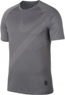 Camiseta Nike Pró Swoosh Masculina