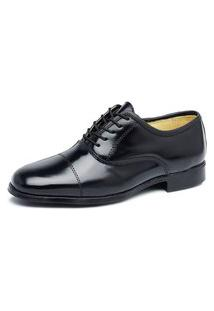 Sapato Militar Kallucci - Ssb - Preto