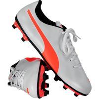 0cd7fd3f9432a Chuteira Esportiva Branca Futebol | Shoes4you
