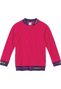 Jaqueta Lilica Ripilica Rosa - 60001I Rosa - Tricae