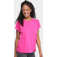 b8d337c3493 Camiseta Adidas Essential 3Stripes Feminina - Feminino