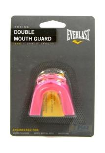 Protetor Bucal Everlast Duplo - Everlast