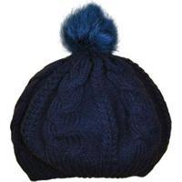 Gorro Ania Store Alpes - Feminino-Azul 2646d602d4d
