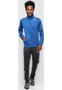 Agasalho Adidas Knit Masculina - Masculino