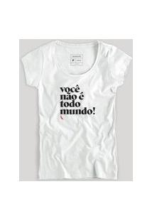 Camiseta Reserva Todo Mundo Reserva Branco