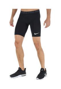 Bermuda Térmica Nike Pro - Masculina - Preto