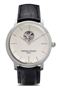Frédérique Constant Relógio Slimline Heart Beat Automatic 40Mm - White