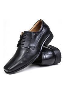 Sapato Masculino Social Gallipoli Couro 071