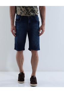 Bermuda Jeans Masculina Max Denim