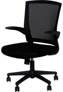 Cadeira Office Swift- Preta- 98,5X60X49Cm- Or Deor Design