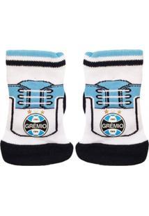 Meia Reve D Or Sport Chuteira Grêmio Branca 2e8f31ad9fd87