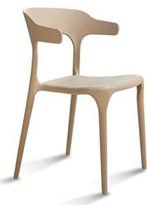 Cadeira Facthus Viena Sala De Jantar Nude