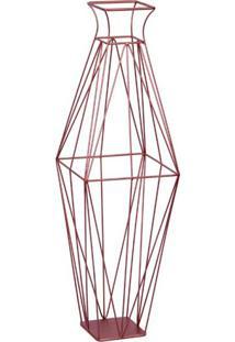 Garrafa Decorativa Diamante Ii Bronze