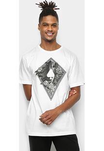 Camiseta Mcd Regular The Birds 11 Masculina - Masculino-Branco 173594ab93b8c