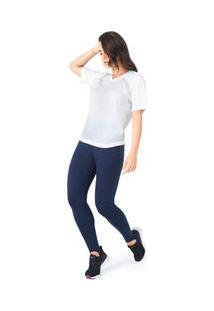 Camiseta Recorte Olympikus Feminina
