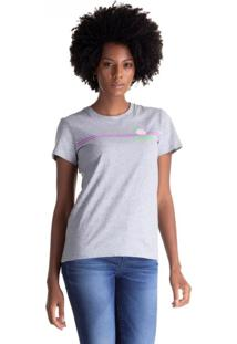 Camiseta Levis The Perfect - Cinza 70407