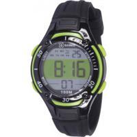 032c9fbfb75 Centauro. Relógio Digital X Games Xkppd017 - Unissex - Preto Verde Cla