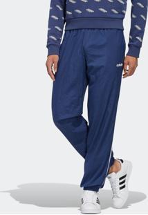 Calça Adidas M Fav Ts Tp Wv Azul