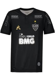 Camisa Infantil Le Coq Atlético Mineiro Iii 2019 Masculina - Masculino