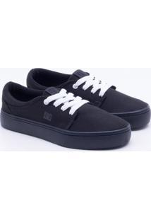 Tênis Dc Shoes Trase Tx W Feminino - Feminino-Preto eb780acc2ff5a