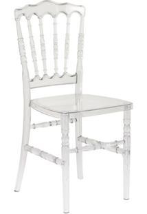Cadeira De Jantar Dior Cristal