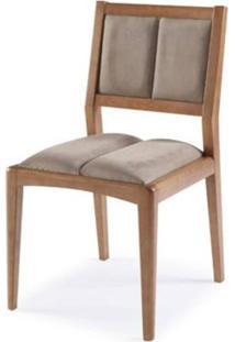 Cadeira Mountain Encosto Estofado Assento Estofado - 50923 - Sun House