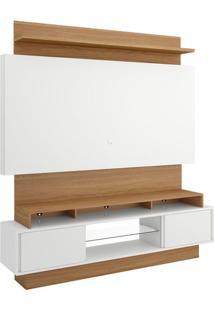 Painel Para Tv- Off White & Freijo- 198X181X35Cmdalla Costa