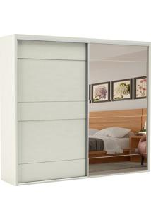 Guarda Roupa Tw203 2 Portas Off White