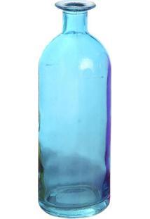 Vaso Decorativo- Azul- 20Xø6,5Cm- Mdecormdecor