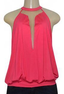 Blusa Fem Triton 361403142 Pink