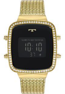 Relógio Technos Feminino Fashion Digital Bj3478Aa/4P