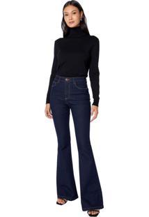 Calça Jeans Flare Classic