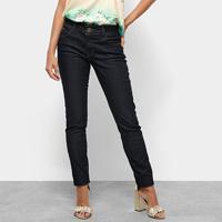 1e05a8e3e Calça Jeans Skinny Colcci Fátima Lisa Feminina - Feminino-Azul