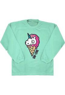 Camiseta Manga Longa Comfy Feminina - Feminino
