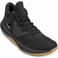 61c89b6039 Tênis Nike Air Precision Ii Masculino - Masculino-Preto+Bege