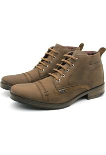 Bota Casual Rock Chocolate