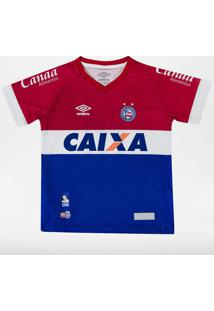 Camisa Infantil Bahia Of.3 2016