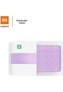 Toalha De Banho Zsh Xiaomi - Unissex-Roxo