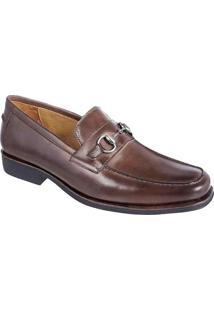 Sapato Social Masculino Loafer Sandro Moscoloni Ho