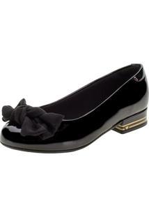 Sapato Infantil Feminino Molekinha - 2528209 Verniz/Preto 27