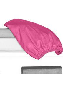 Lençol Avulso 150 Fios Casal Plaza 01 Peça - Pink