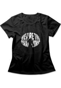 Camiseta Feminina Queen We Are The Champions - Feminino
